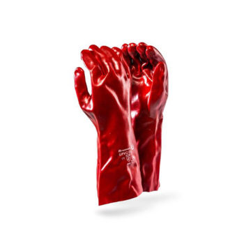 Red-PVC-Glove-Medium-Duty-(Wrist)red